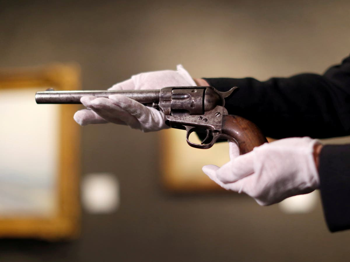 Gun used to kill Wild West outlaw Billy the Kid sells for $6m
