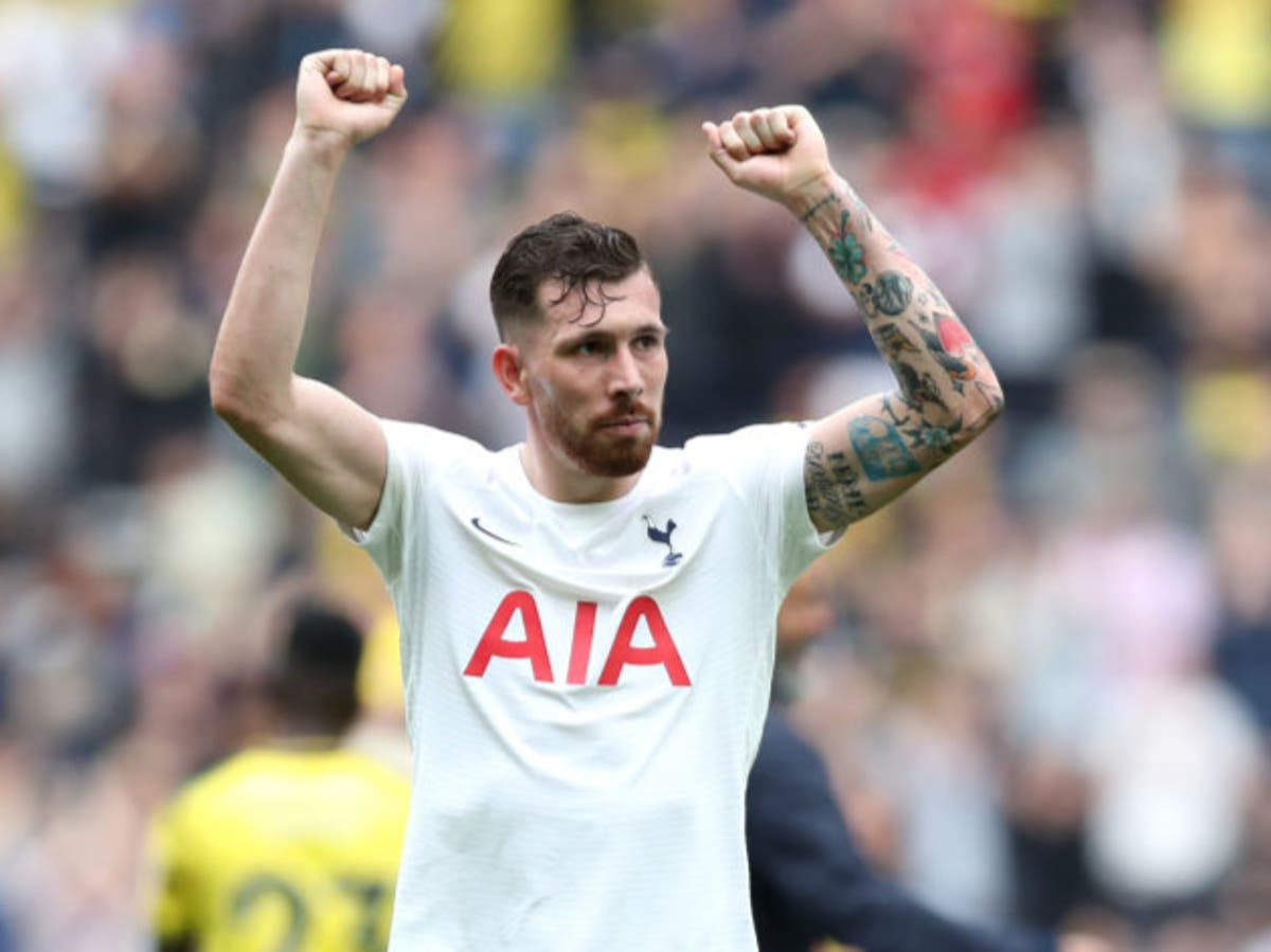 Pierre-Emile Hojbjerg is the glue underpinning Tottenham's perfect start
