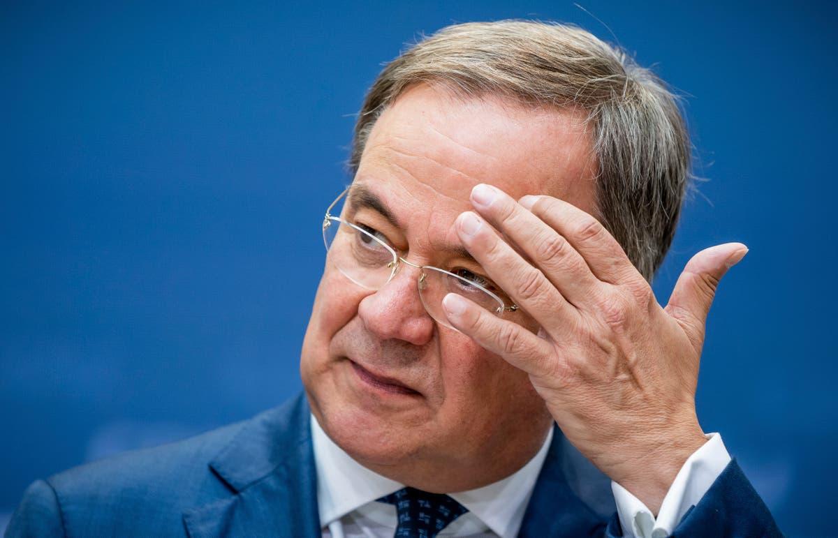 Merkel's would-be heir seeks rebound after election debate