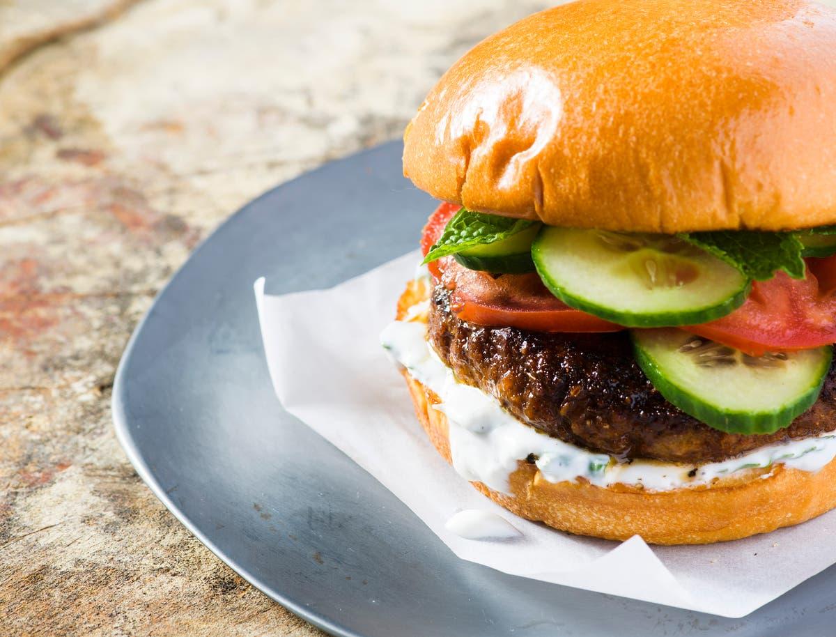 Indian spice blend makes a better burger