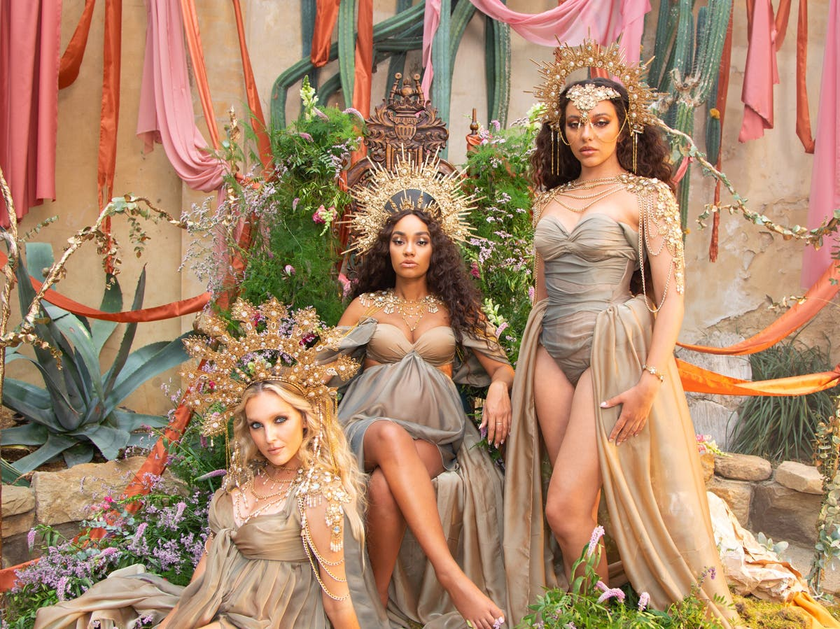 Little Mix announce new single 'Love (甘い愛)'