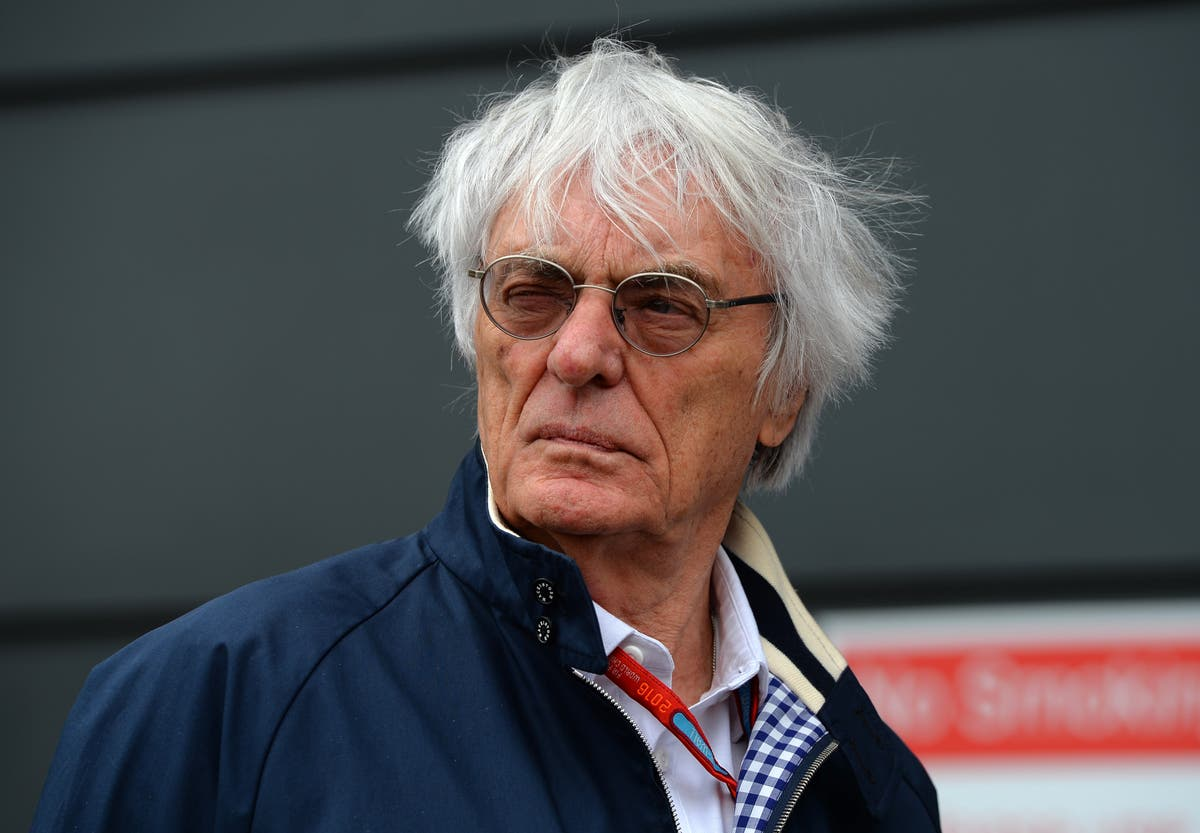Bernie Ecclestone accuses F1 bosses of lacking courage over Belgian GP decision