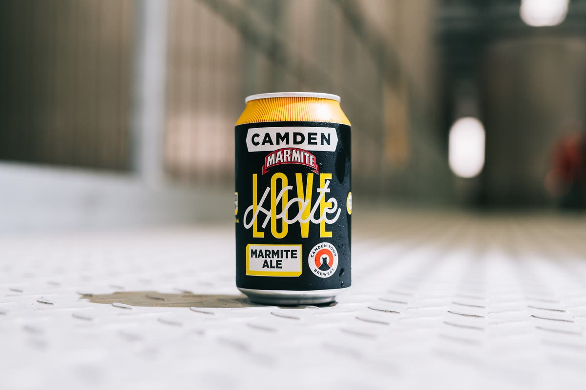 Camden Town Brewery launches Marmite Ale