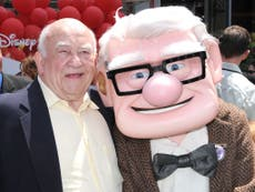 Ed Asner: Award-winning actor who starred in 'Lou Grant' and 'Up'