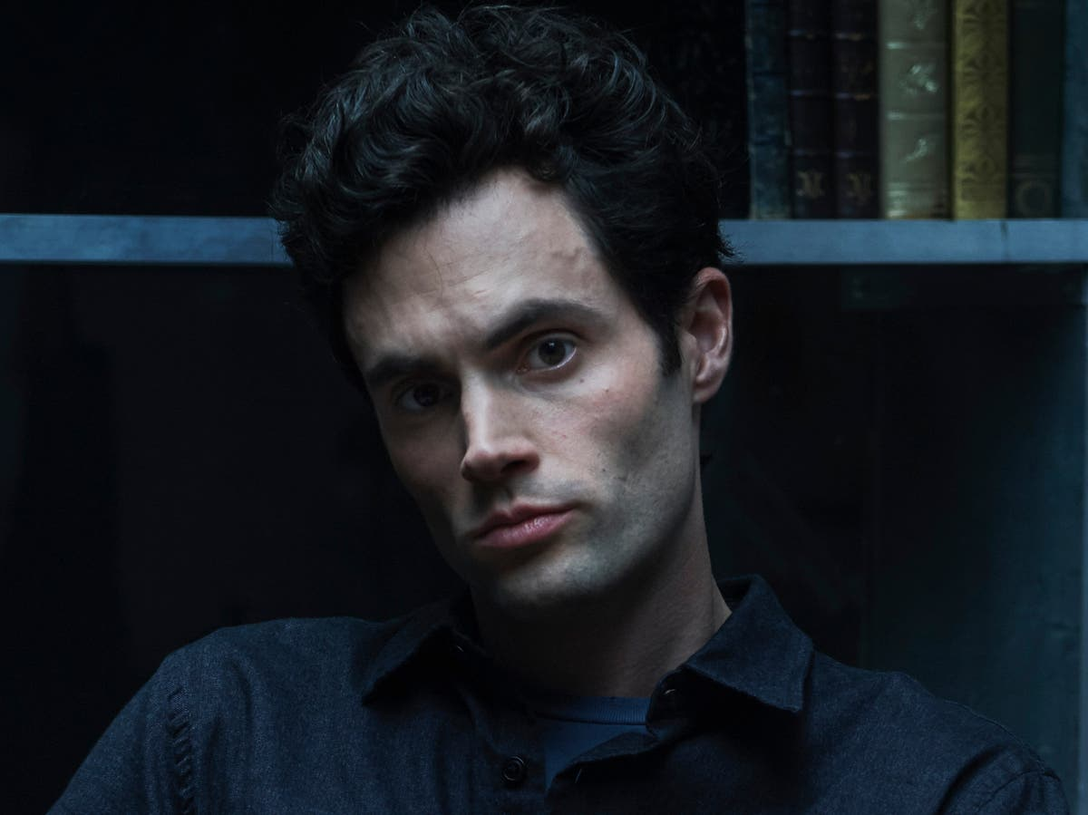 YOU star Penn Badgley reveals how he wants his serial killer character's story to end
