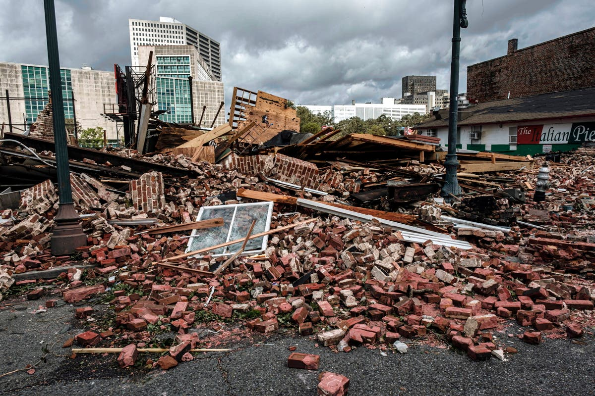 Hurricane Ida destroys jazz landmark and 'second home' to Louis Armstrong