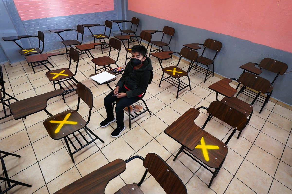 Return to school filled with uncertainty in Mexico