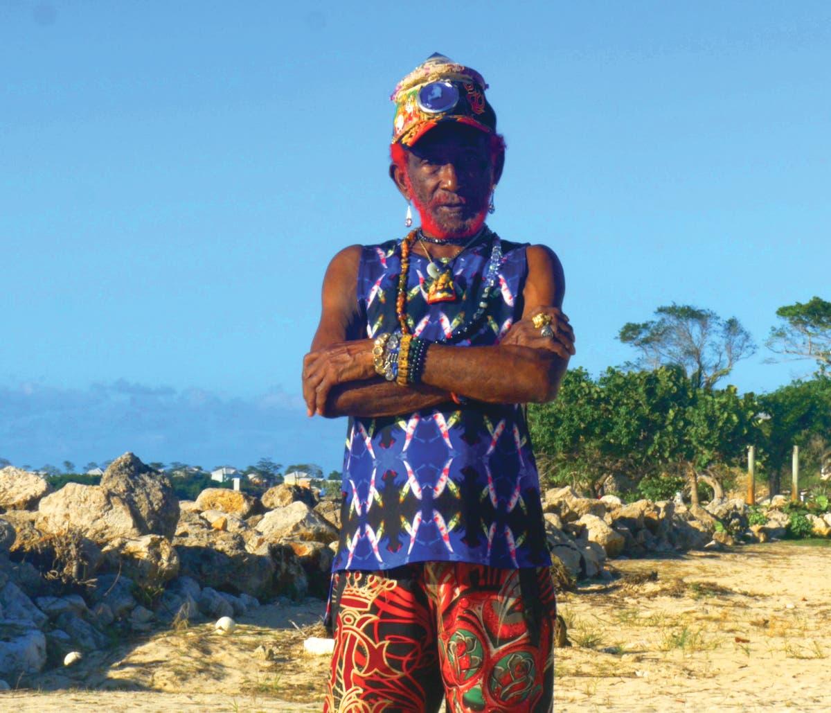 Jamaican reggae legend