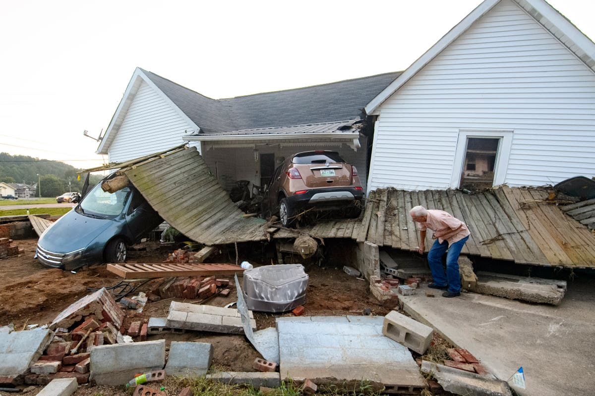 Flood-ravaged Tennessee community braces for Ida remnants