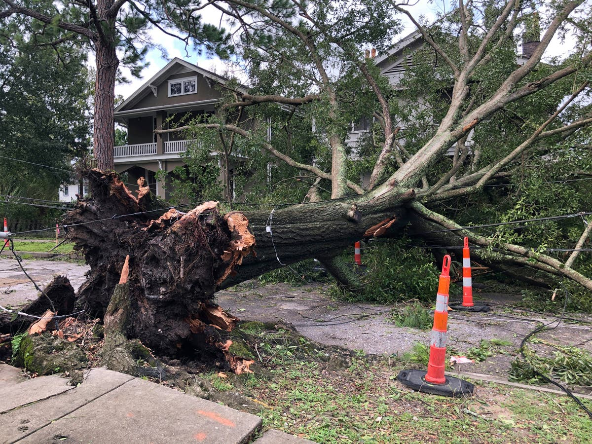 Le dernier: New Orleans could be without power for weeks