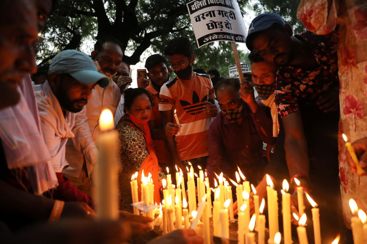 Four charged with rape and murder of 9 year old in India