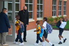 Baltimore opens 1st new Catholic school in about 60 年