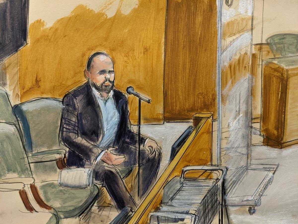 Man testifies against R. Kelly in sex-trafficking trial