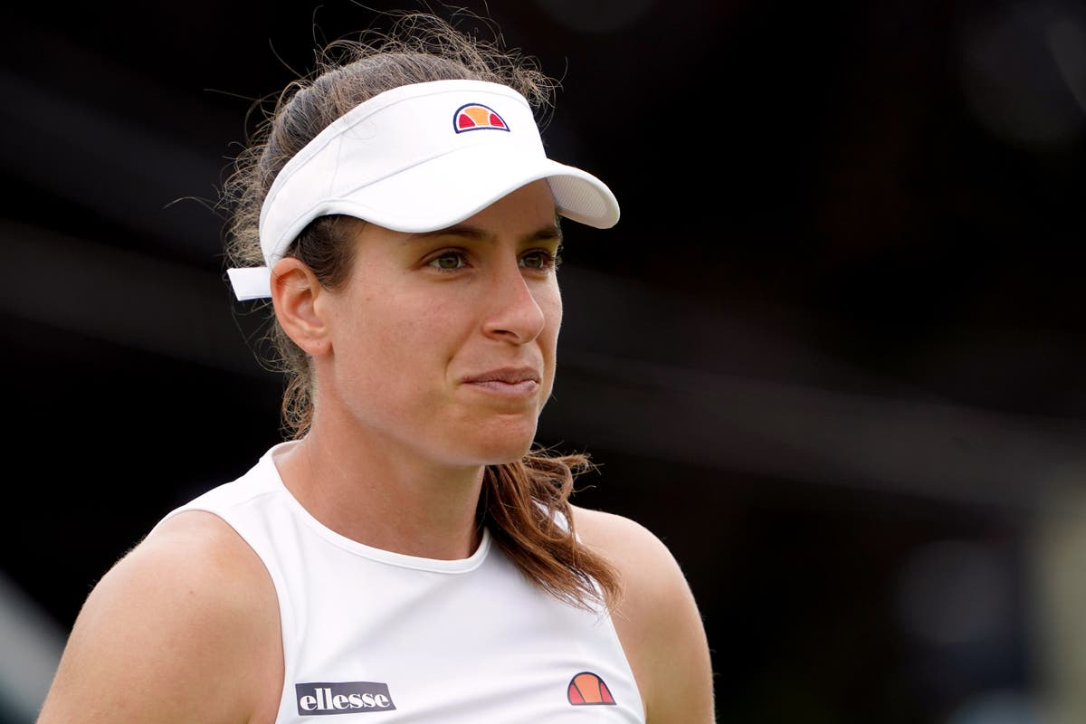 Injury forces British number one Johanna Konta to pull out of US Open