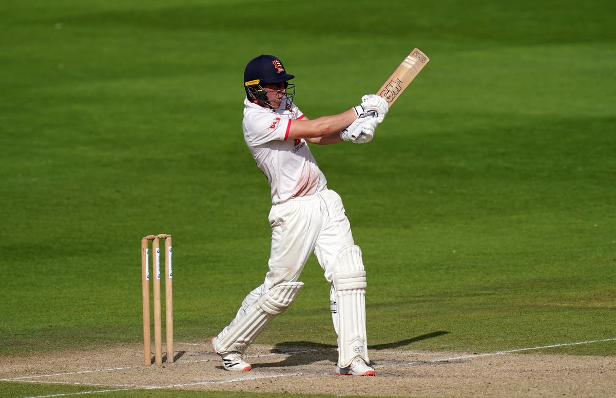 Essex assume early control of county championship clash at Glamorgan
