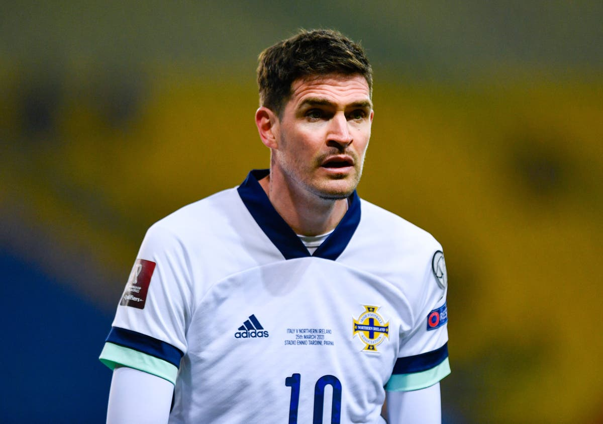 Northern Ireland call up Kyle Lafferty to replace the injured Josh Magennis