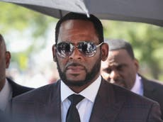 R Kelly YouTube channels removed following sex trafficking conviction