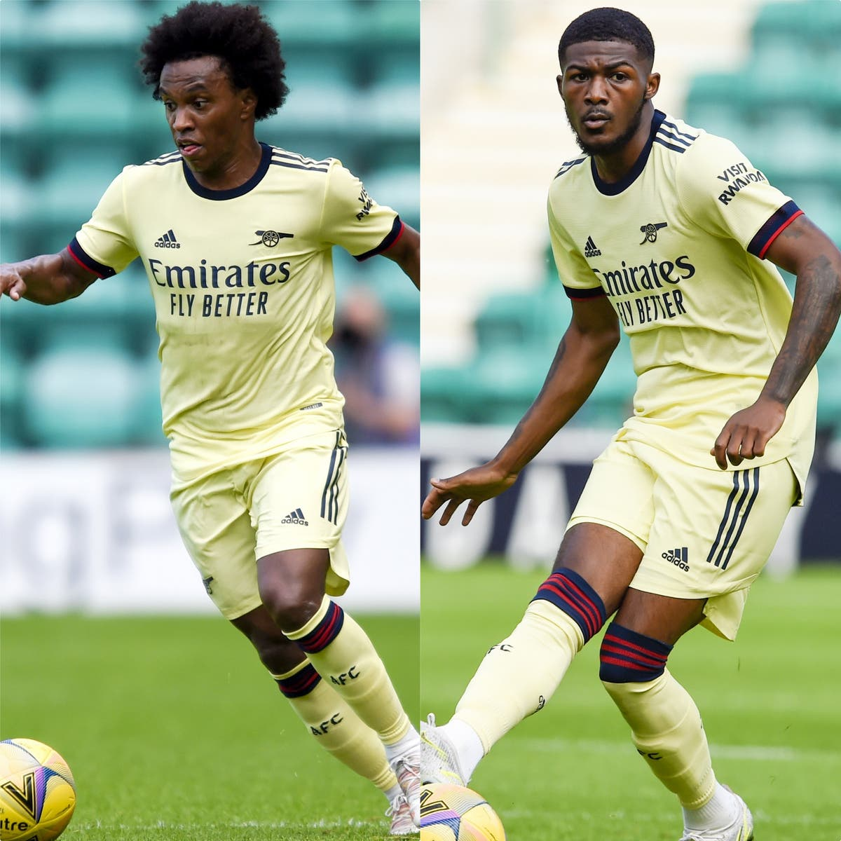 Arsenal confirm Willian exit as Ainsley Maitland-Niles pushes for move