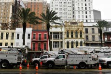 Thousands could be without power for weeks in Hurricane Ida aftermath