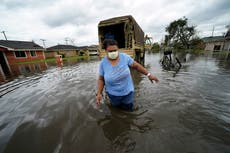 Extreme weather disasters have increased fivefold in past 50 年, says UN report