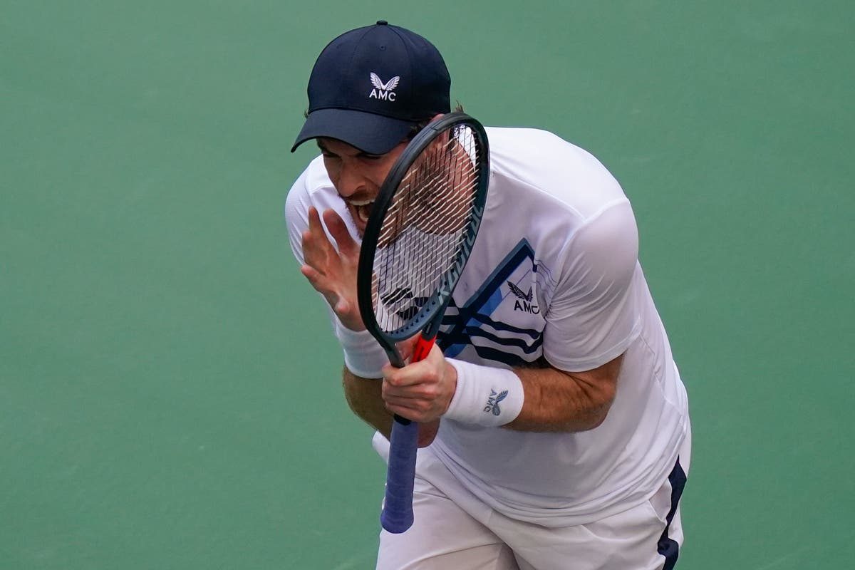 Andy Murray knocked out of US Open in thriller against Stefanos Tsitsipas