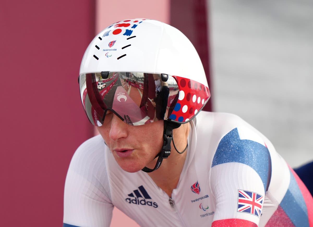 Dame Sarah Storey remporte sa 16e médaille d'or en carrière aux Jeux paralympiques de Tokyo