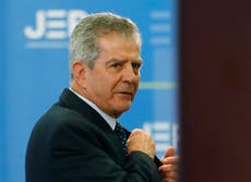 Colombia court refuses to try general accused in 104 murders