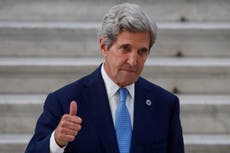 US climate envoy in Japan to discuss effort to cut emissions