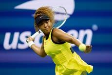 Naomi Osaka eases through US Open first round over Marie Bouzkova