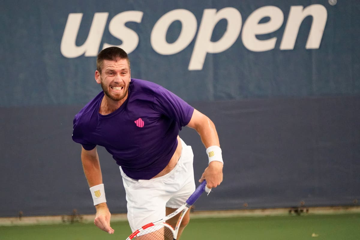 Cameron Norrie crashes out in straight sets at US Open