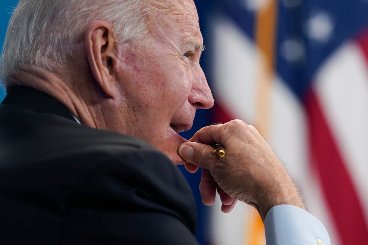 What time is Biden addressing the nation over Afghanistan withdrawal