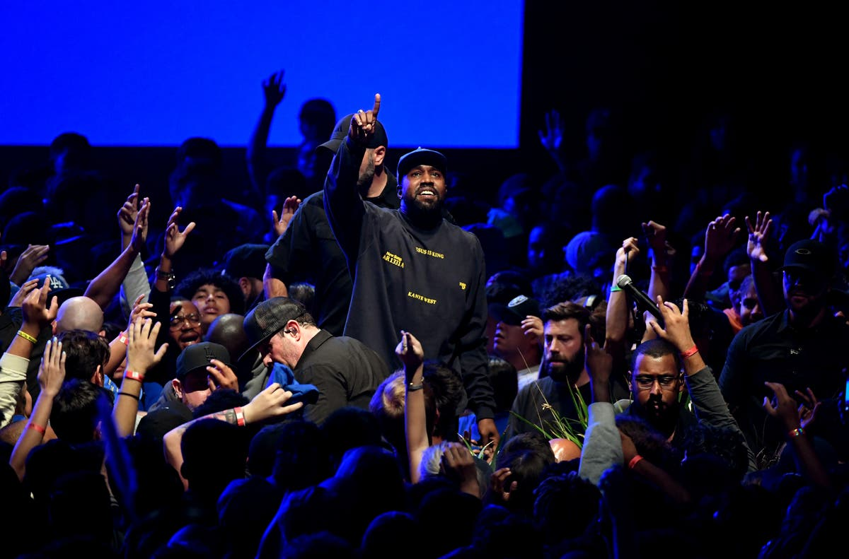Kanye West's Donda amasses over 60 million streams on Apple Music on the first day