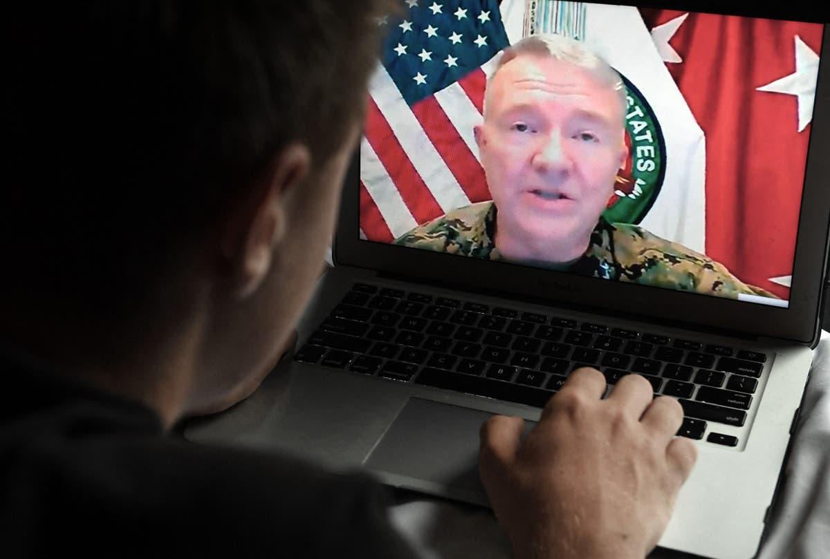 Full statement by US General Kenneth McKenzie on troop withdrawal in Afghanistan