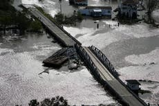 Man feared dead in floodwater alligator attack - volg regstreeks
