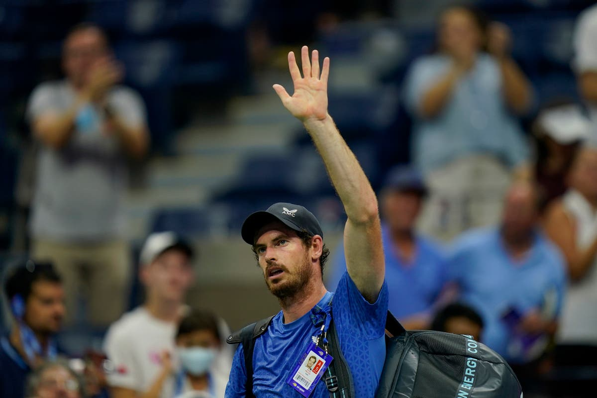 US Open day one: Andy Murray frustrated but Naomi Osaka all smiles