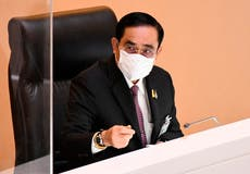Thai lawmakers' no-confidence debate focuses on pandemic