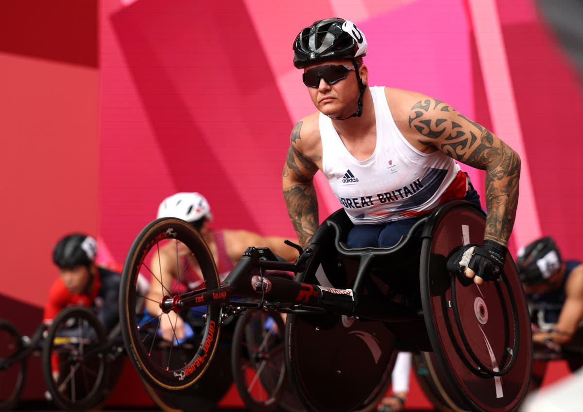 David Weir sounds warning over future of Paralympic wheelchair racing