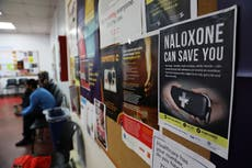 New Naloxone campaign tries to reduce deaths from drug overdoses