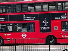 'Intrusive and potentially reckless': Kanal 4 bus adverts to be removed after backlash