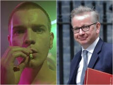 Michael Gove's Aberdeen raving edited into Trainspotting scene in 'hilarious' video