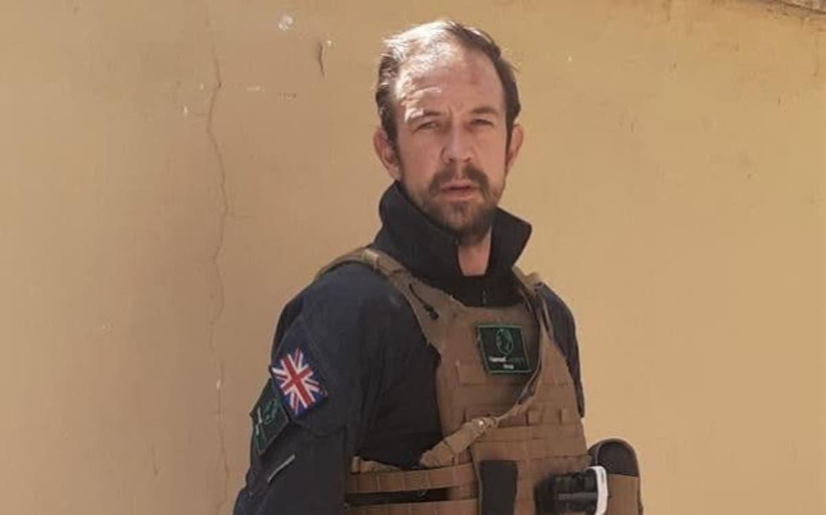 Un ex-soldat britannique bloqué en Afghanistan complote la fuite avec 400 Afghans
