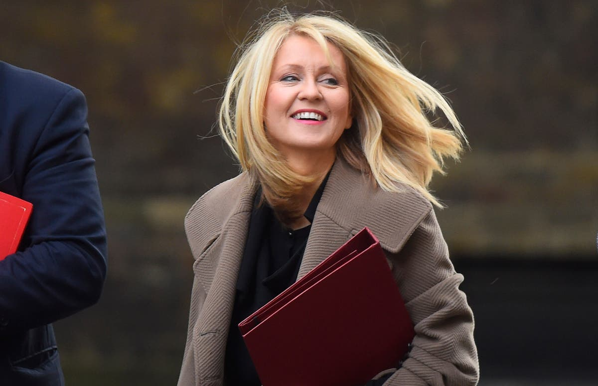 Opinie: Good for Esther McVey – free hospitality is the least our MPs deserve