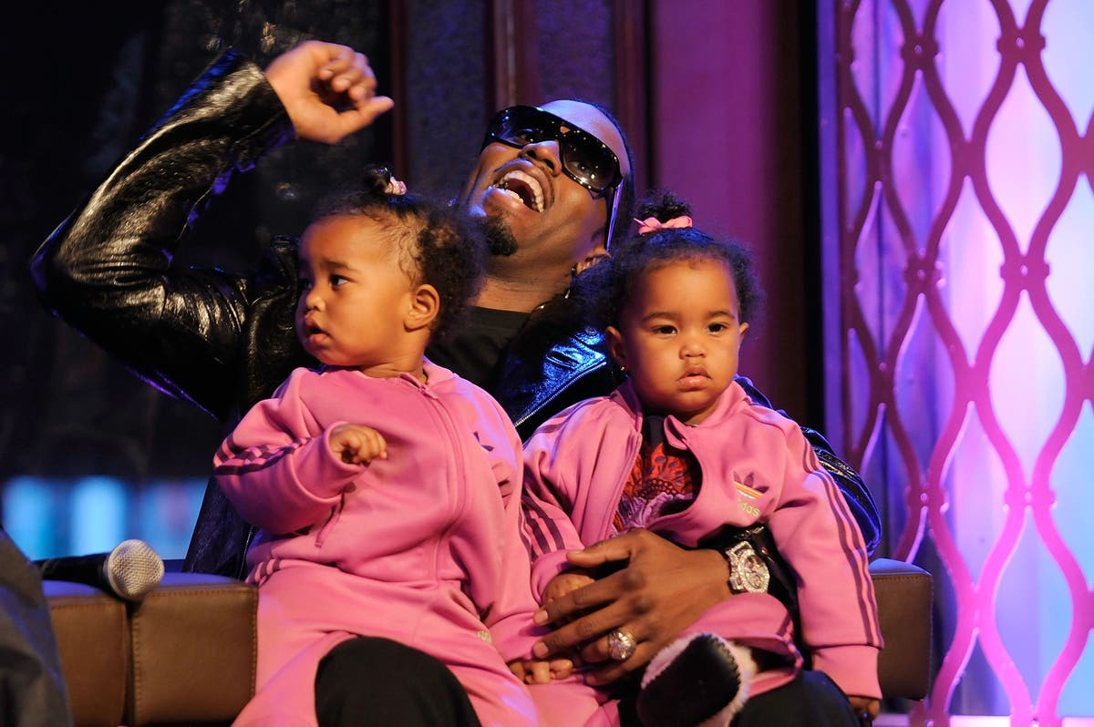 Diddy's daughters honour late mom's legacy with runway debut at Dolce & Gabbana show