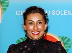 """Saira Khan benekter """"falske nyheter"""" -rapporter om søksmål med Celebrity SAS: Den som våger vinner"""