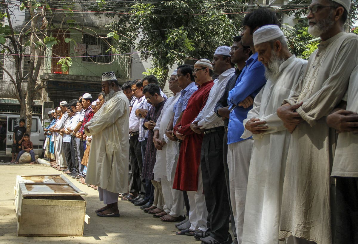 Bangladesh court sentences six Islamists to death for murder of gay rights activist