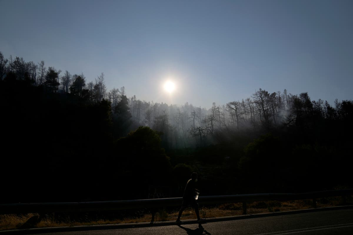 After massive fires, Greece struggles to shake up security