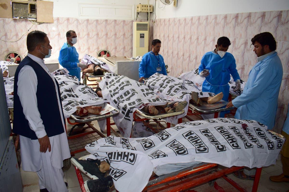 Pakistan says 11 Islamic State militants killed in raid