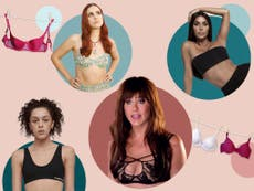 Bras that feel like you're going braless