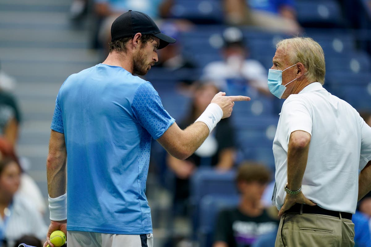 Andy Murray uses Jeff Bezos joke to mock Stefanos Tsitsipas after US Open controversy