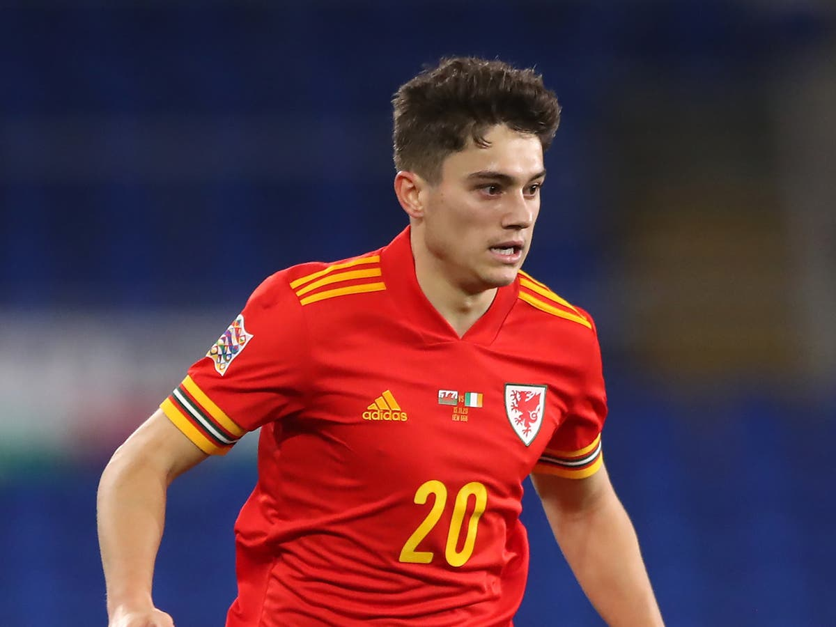 Daniel James will fly to Finland separately from Wales squad